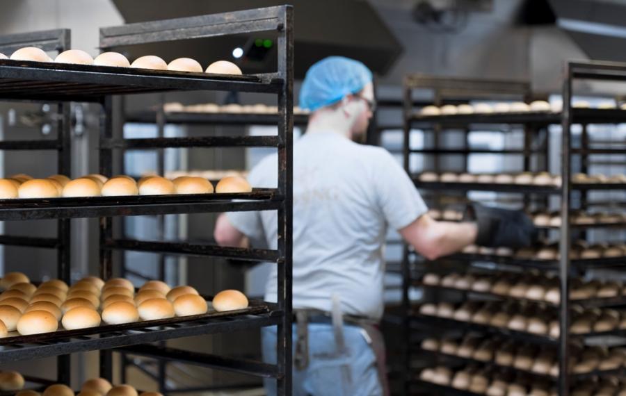 bakkerijmedewerker