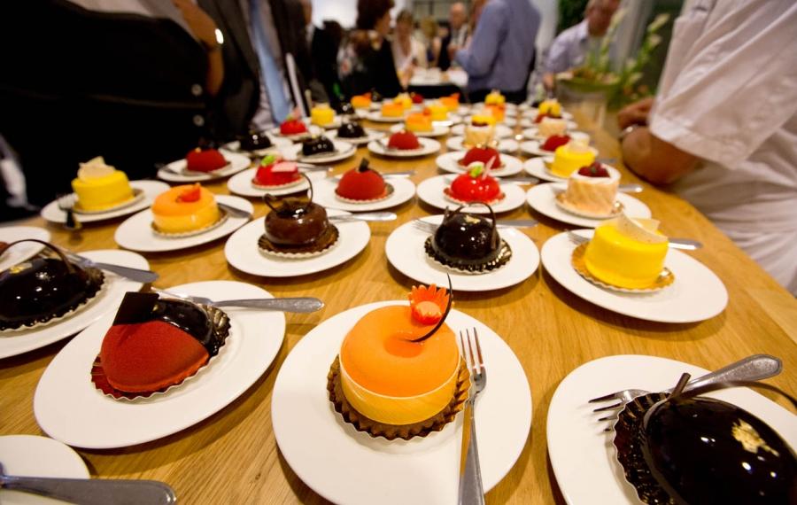 luxe gebakjes