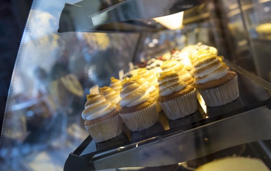 muffins merengue