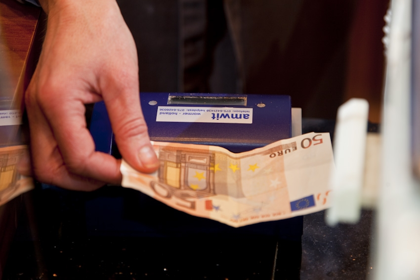 contant briefgeld
