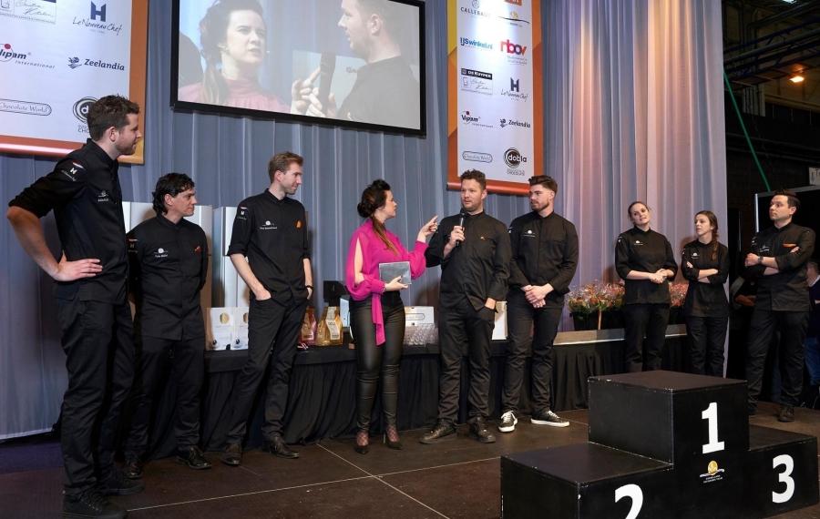 Dutch Pastry Award 2020
