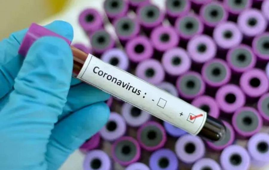 coronavirus buisje bloed