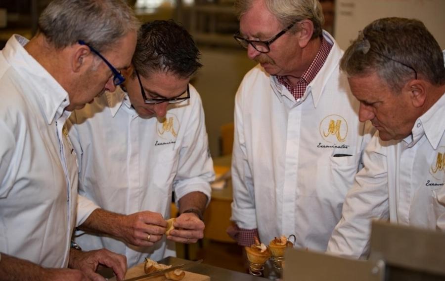 praktijkcommissie Meesterexamen Boulanger 2015
