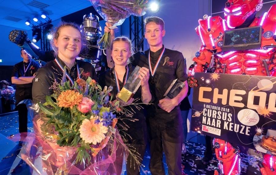 Gouden Gard winnaars 2018