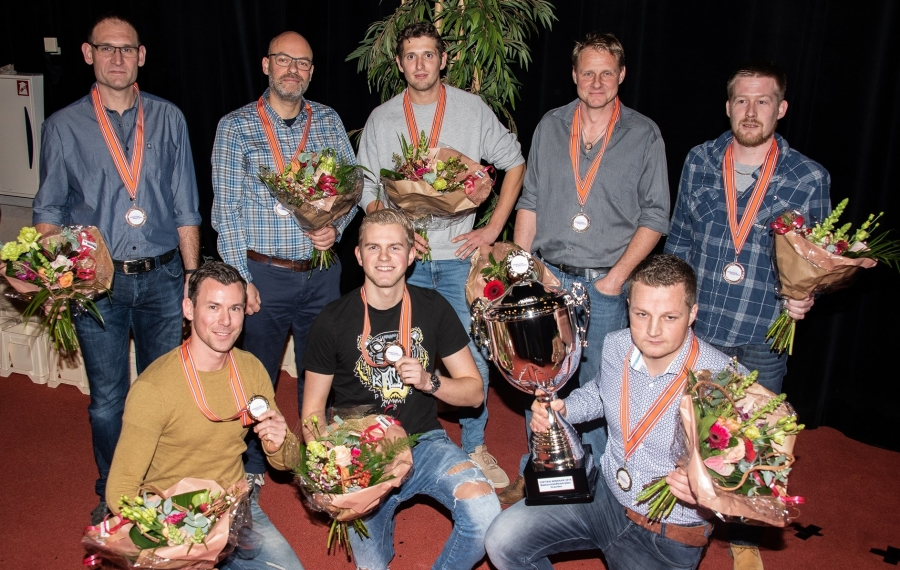 Winaar Bakkersvakwedstrijden 2018