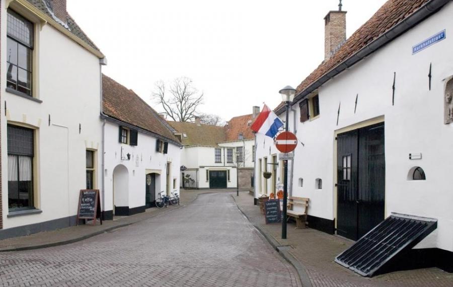 voorkant Nederlands Bakkerijmuseum