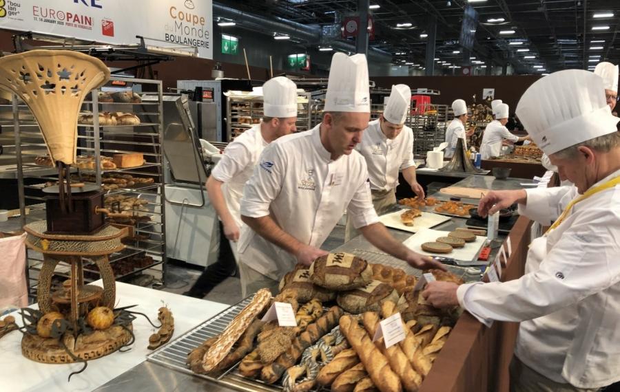 WK Boulangerie 2020 team