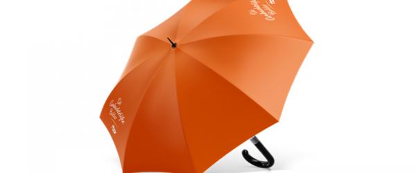 paraplu de ambachtelijke bakker
