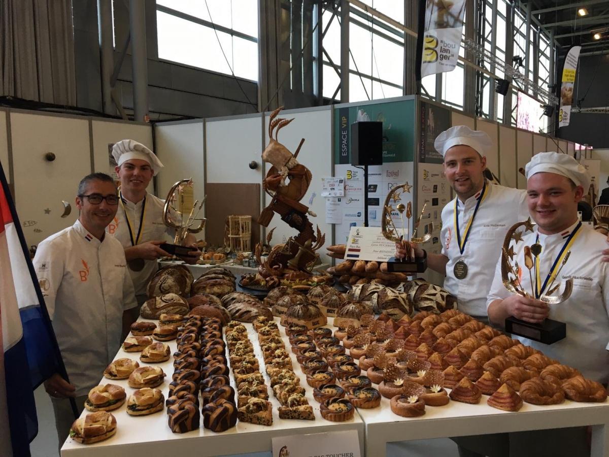 EK Boulangerie 2019 team prijs