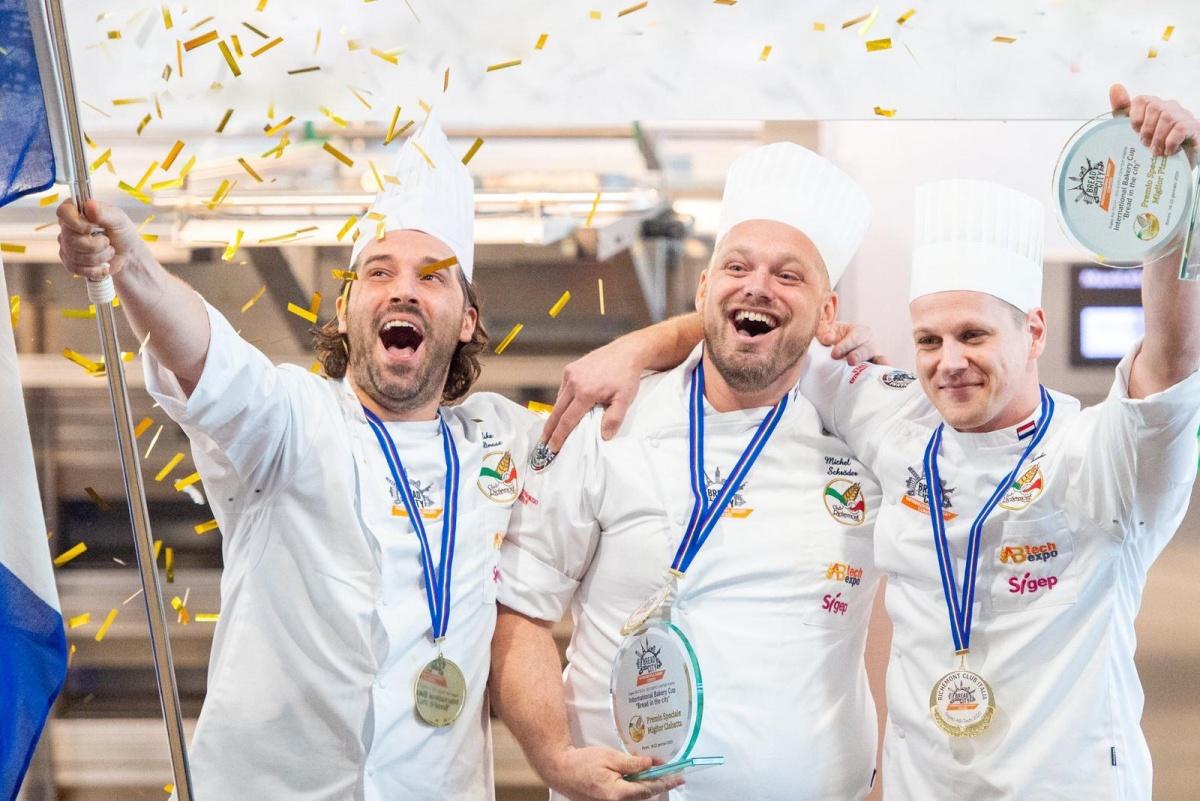 BoulangerieTeam wint wedstrijd Bread in the City